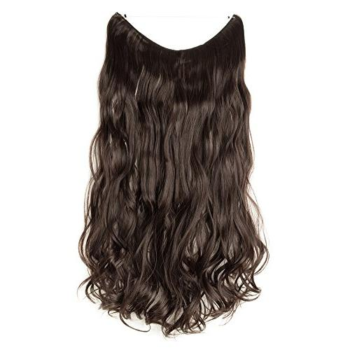 S-noilite String Clip Extensions Natural Hidden Fish Line Synthetic Adjustable Wire