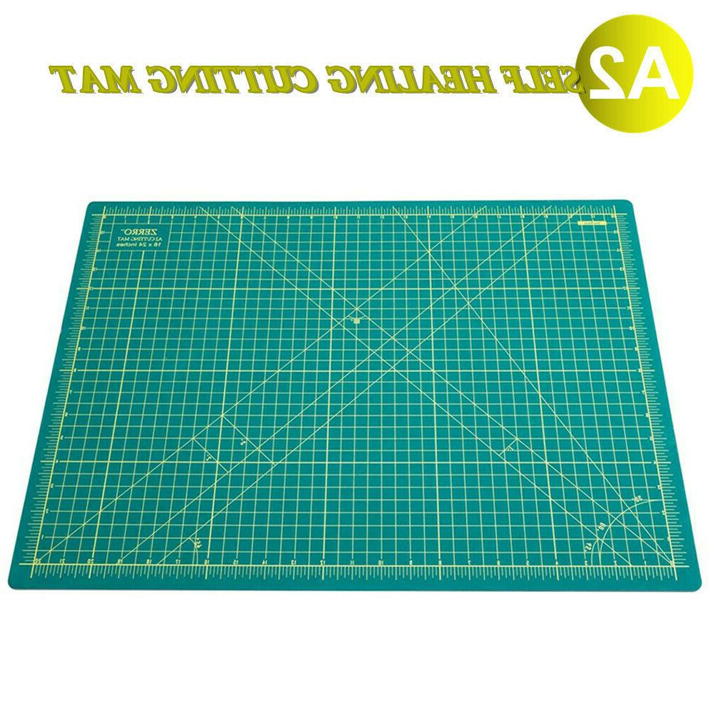 cutting mat self healing rotary double sided