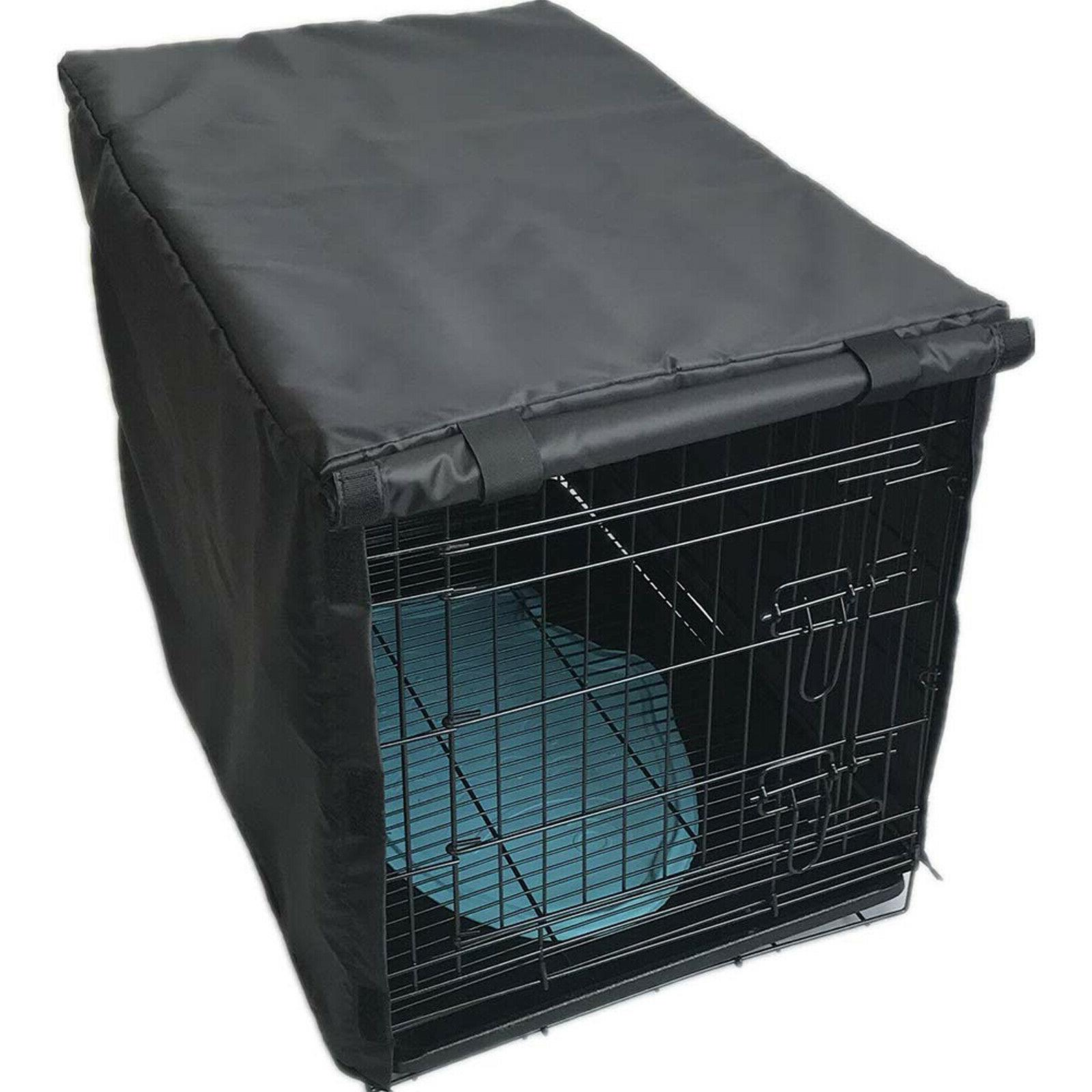 "Dog Crate Pet Kennel Time Breathable 48""/42""/36""/24""/ NEW"