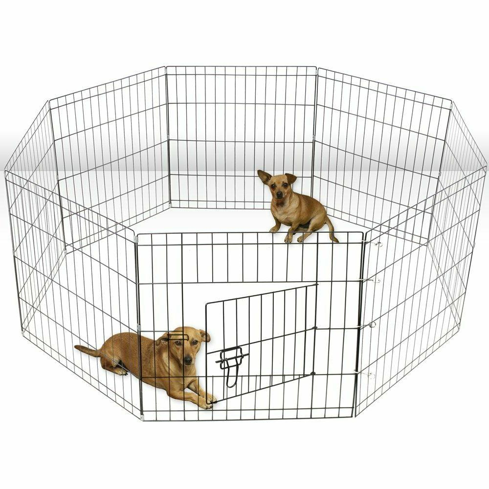 Dog Exercise Pet Playpens for Outdoor Foldable