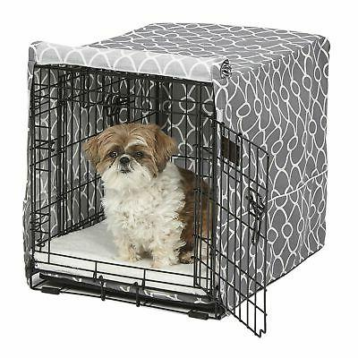 Dog Pet Crate Cage Kennel 30 36 48 Inch