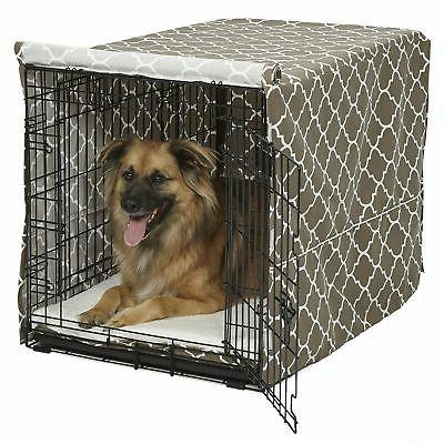 Dog Cover Cage Kennel Home Door 30 36 Inch