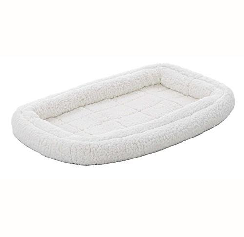 double bolster bed