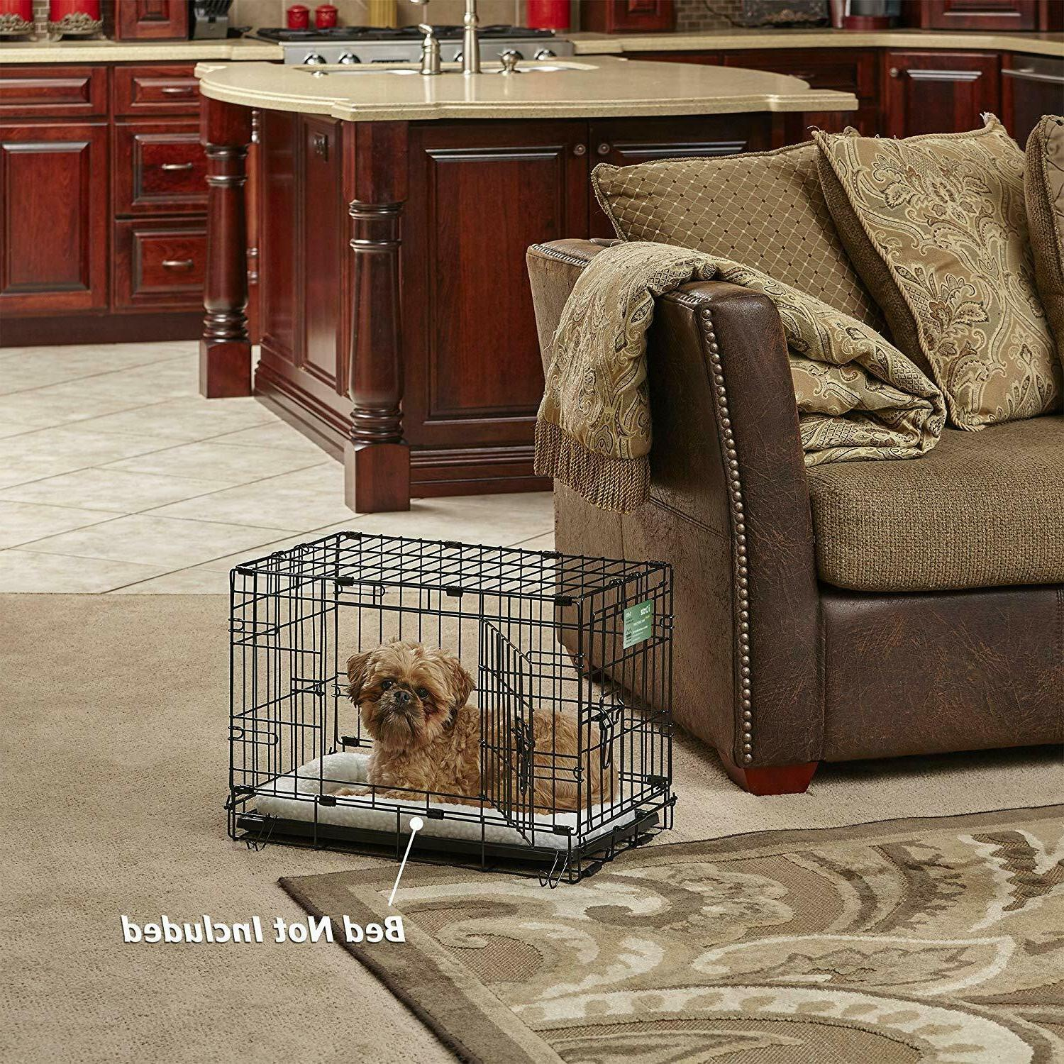 Double Metal Dog Secure Comfortable