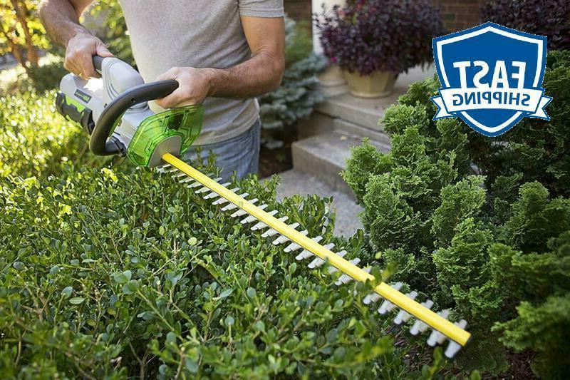 Ego Power+ 24-Inch Lithium-Ion Cordless Hedge - Battery