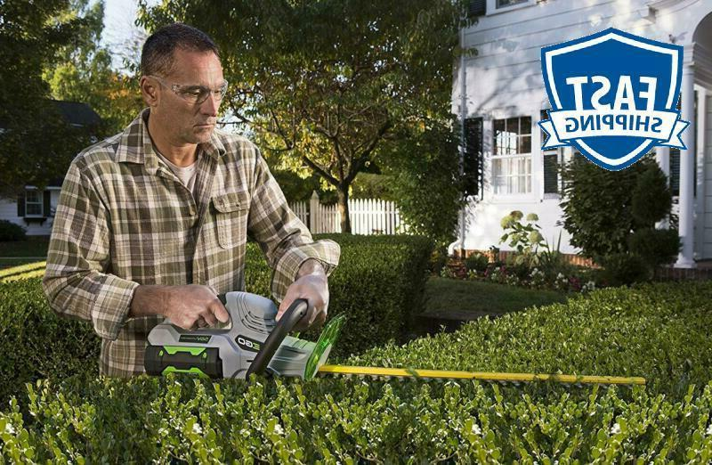 Ego Power+ Lithium-Ion Cordless Hedge -