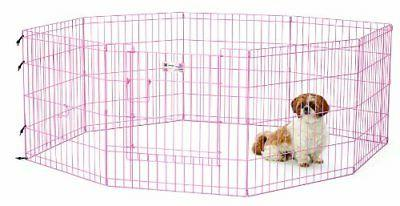 exercise pen for pets with full max