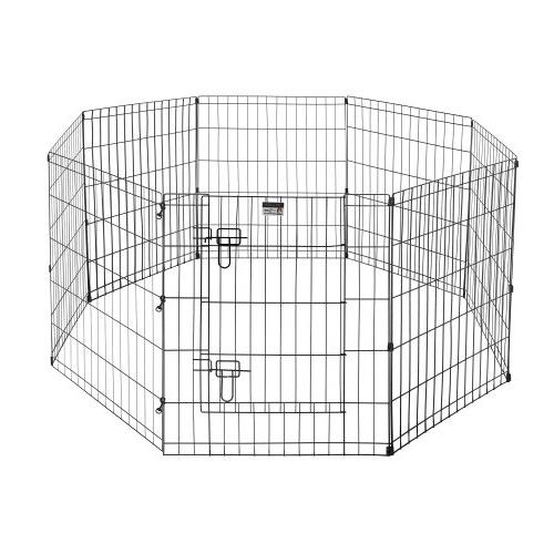 exercise playpen dogs eight panels