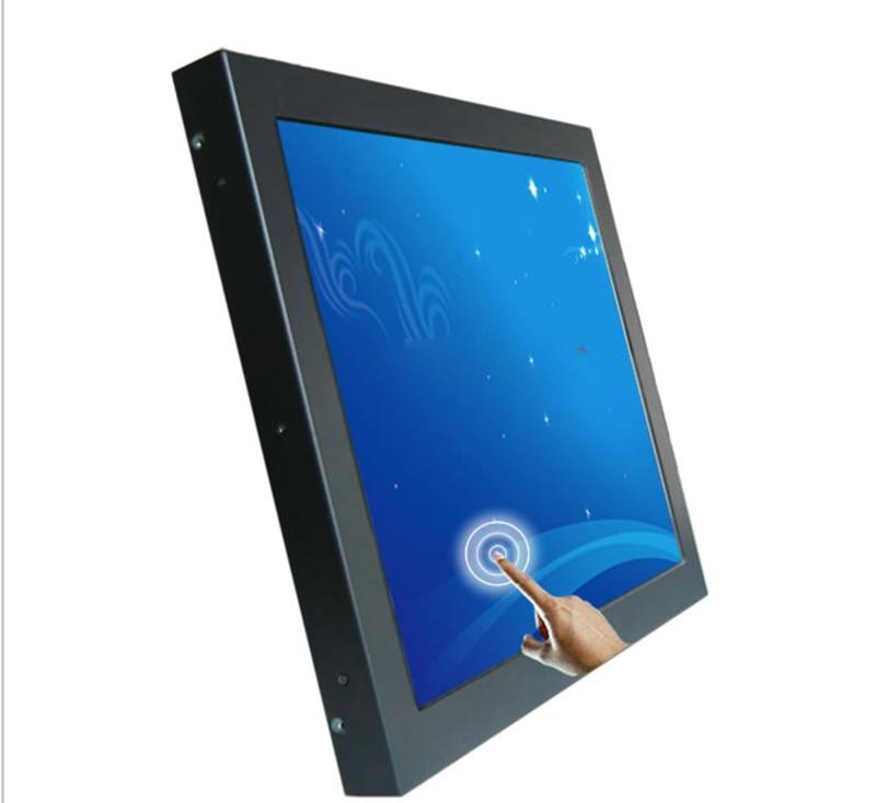 FHD 1080P 15.1 15.6 18.5 21.5 23 led monitor open frame