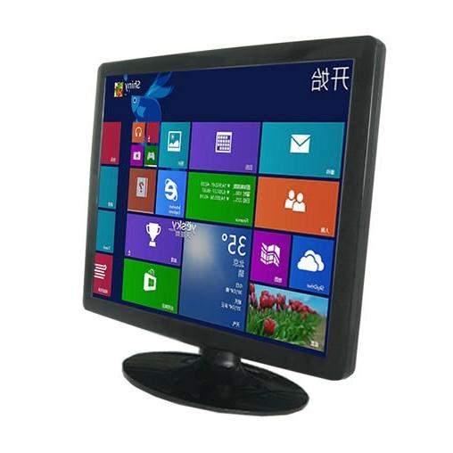 <font><b>24</b></font> <font><b>inch</b></font> Desktop touch monitor with IR panel display