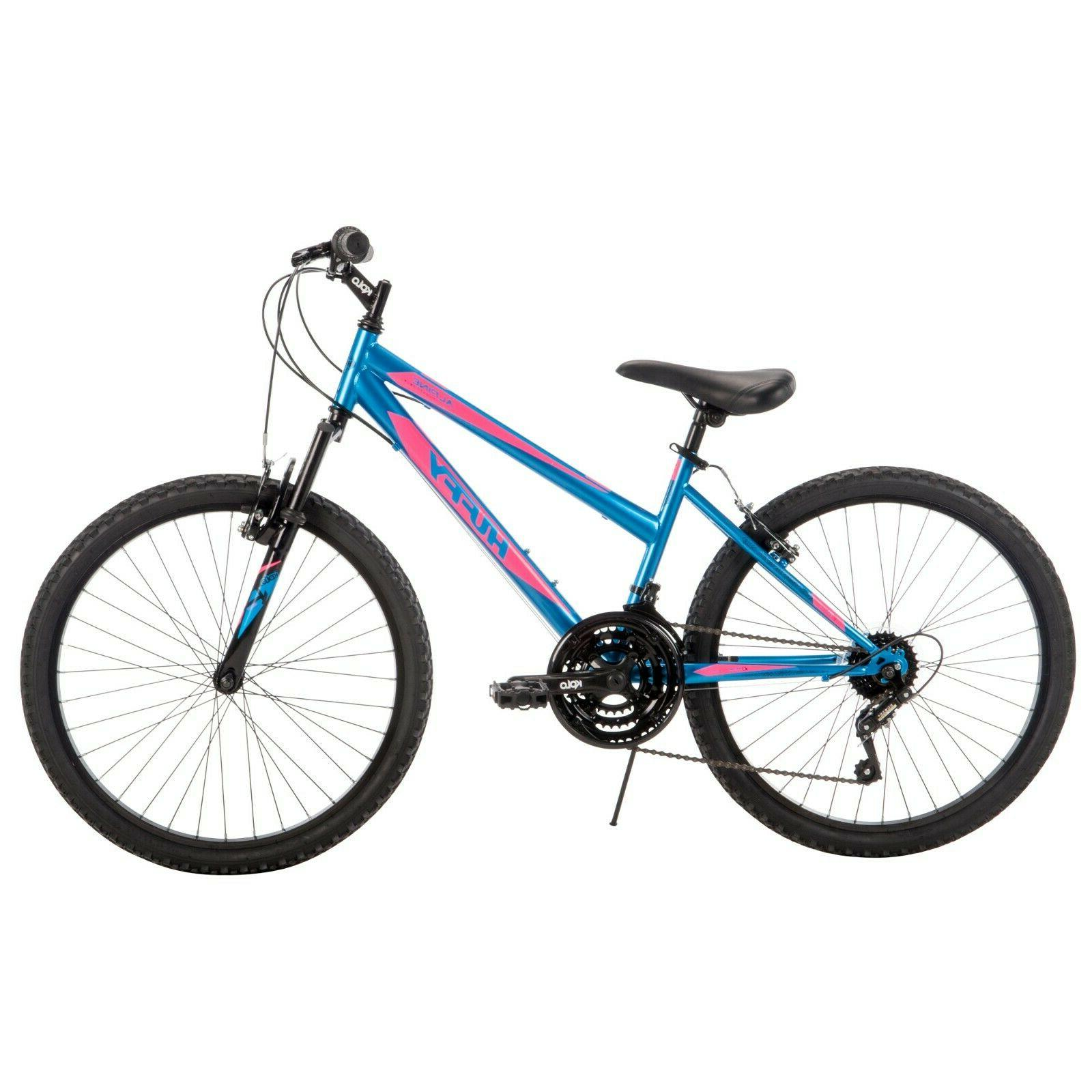 Huffy Mountain Bike 24 inch Speed NEW