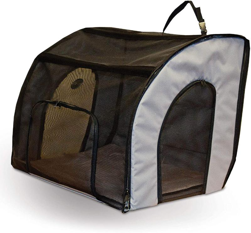 k and h pet products travel safety