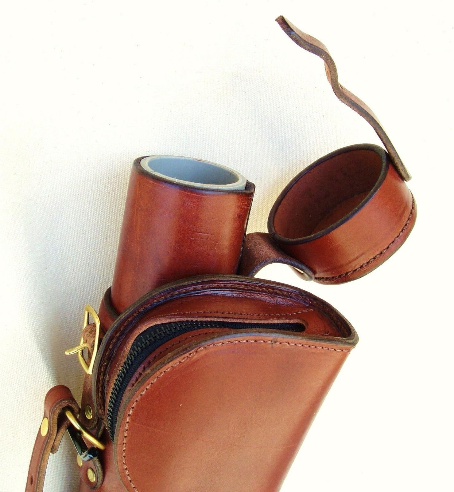 Handmade Leather Case-24 inch