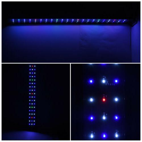 Aquarium LED Light Freshwater Fish Tank 48