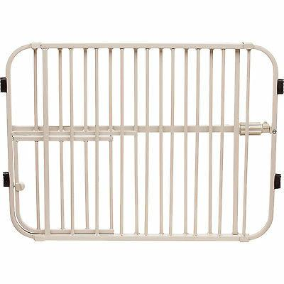 Carlson Pet Products Tuffy Expandable Gate with Small