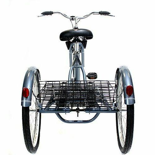 Meridian Tricycle 24-inch Rear
