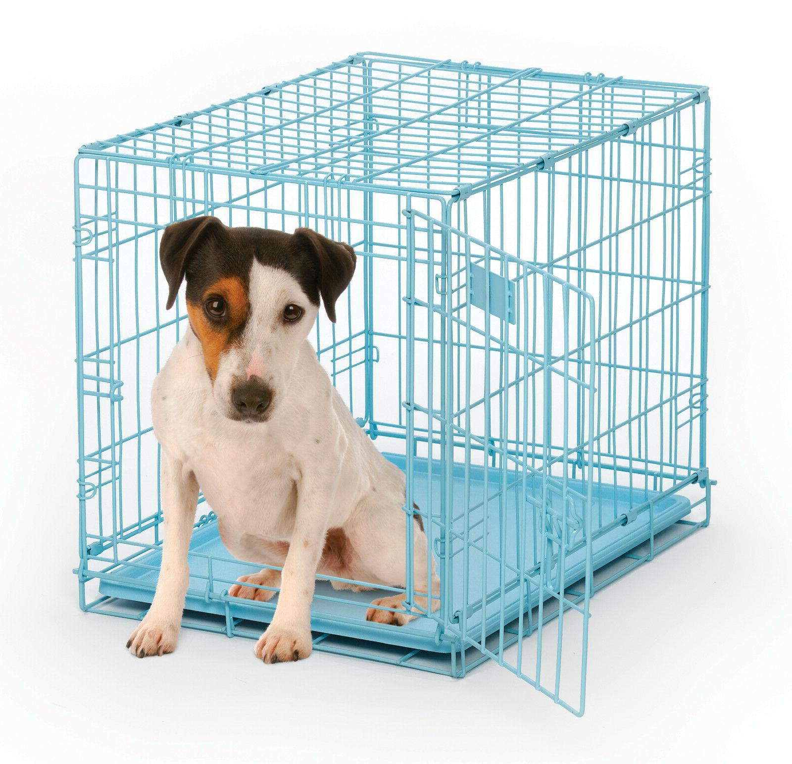 MidWest iCrate Fashion Edition Dog Crate - 24 in., 24-Inch w