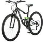 "MONGOOSE MOUNTAIN BIKE MEN 27.5"" ALUMINUM FRAME Black Dual"