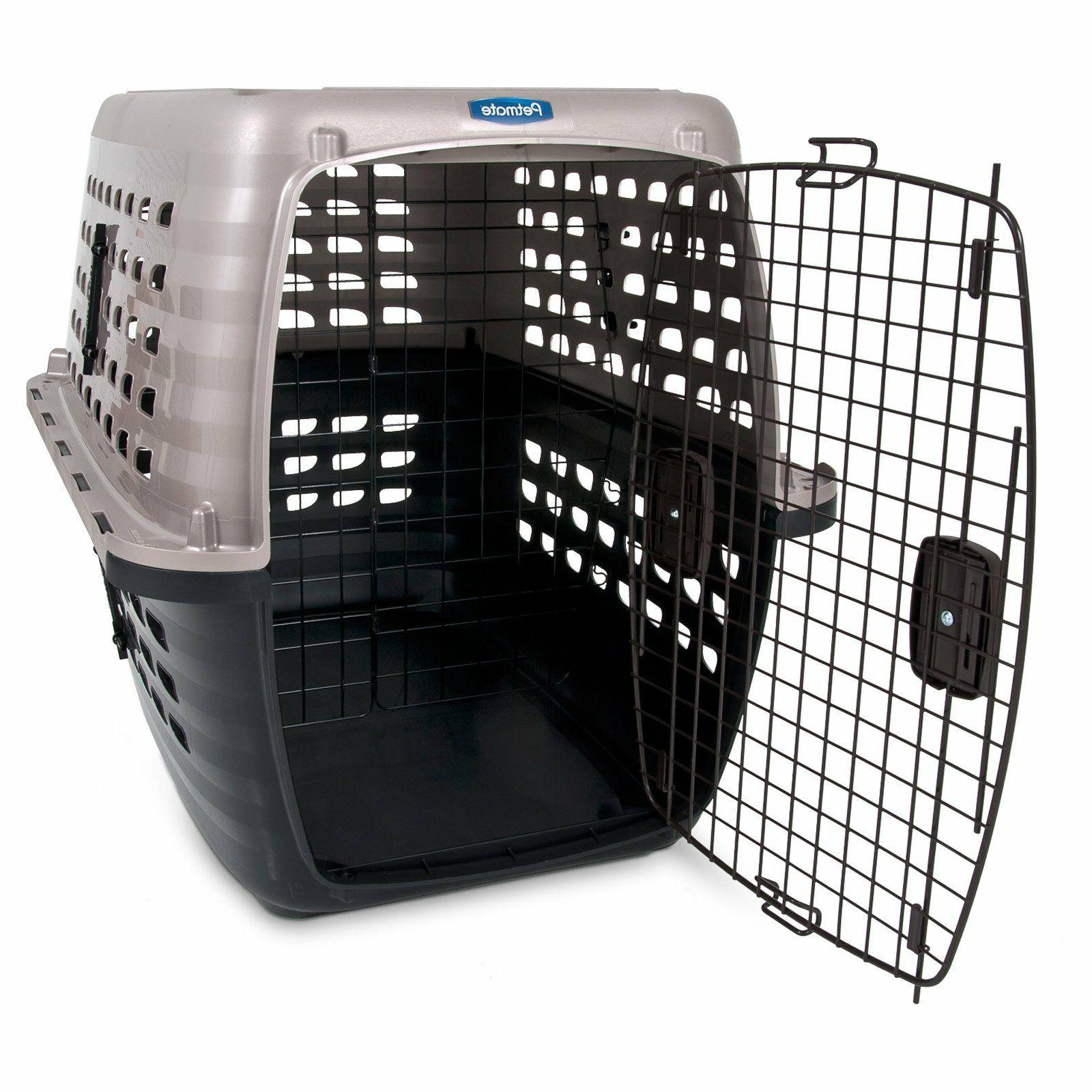 Crate Plastic Travel Airline Pet Carrier