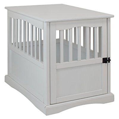 new 600 41 pet crate white 24