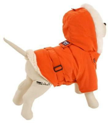 new petego dogrich italian winter dog coat