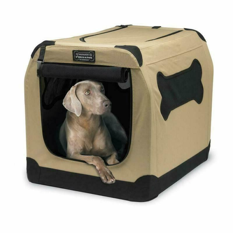 NEW Port-A-Crate Outdoor Home for Dogs Cats Inch