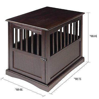 Casual Home End Wooden Dog Color