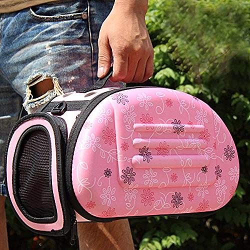 Wewin Travel Carrier Cat Carrying Outdoor for Small Dogs Shoulder Bag Soft Pets Dog Products