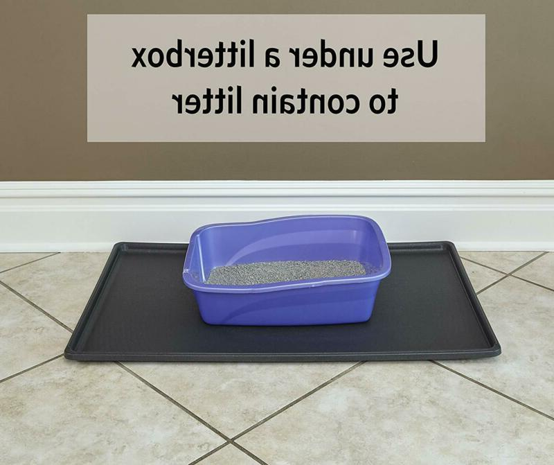 Pet Dog Crate Pan tray Floor inch