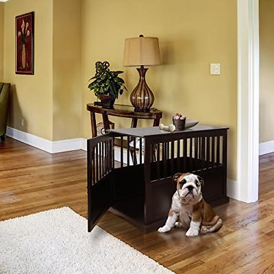 pet furniture crate table