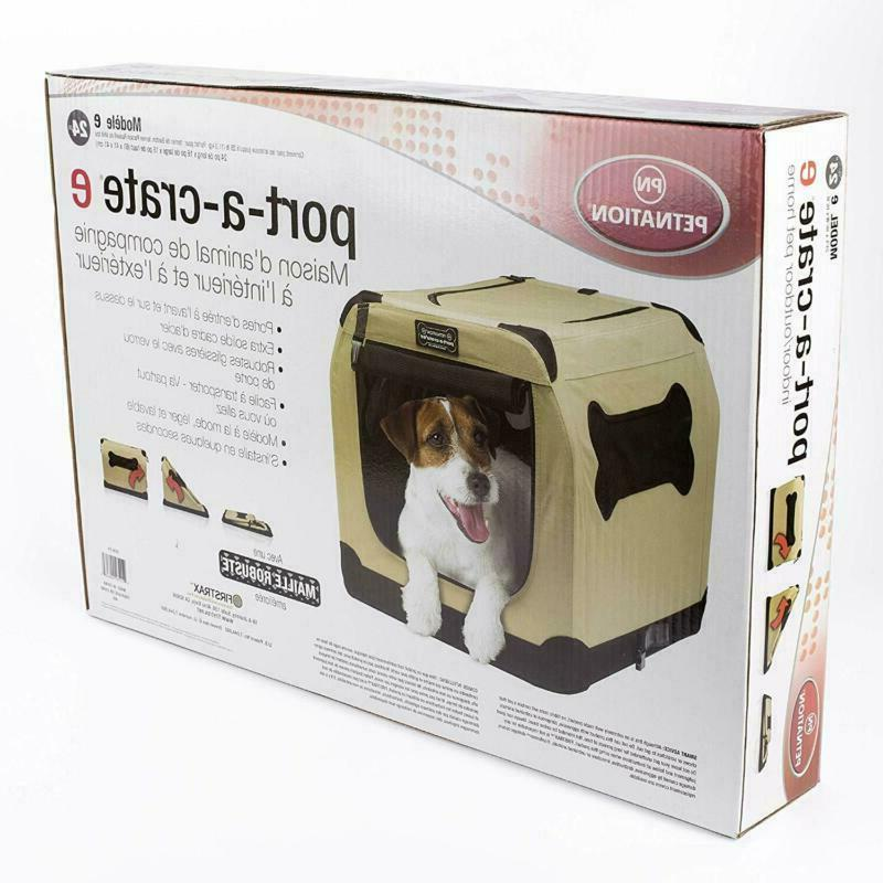 petnation port a crate indoor and outdoor