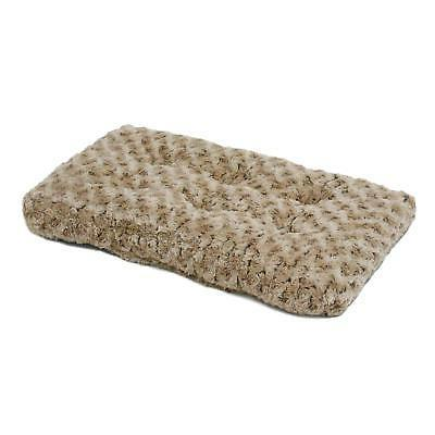 MidWest Homes for Pets Plush Pet Bed | Ombré Swirl Dog Bed