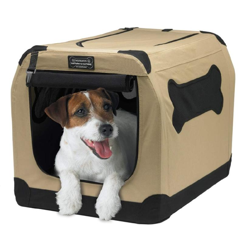 Portable Petnation Port-A-Crate Lightweight Indoor Outdoor H