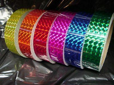 Prism Vinyl 24 inch Any Holographic Mosaic