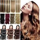 professional thick clip in hair extensions one