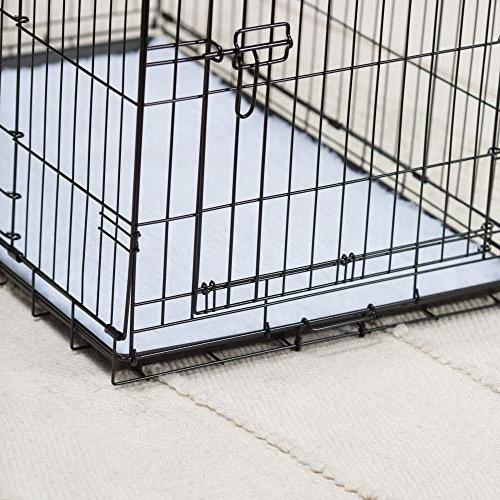 Petmate Wire Dog Crate, Two Lock