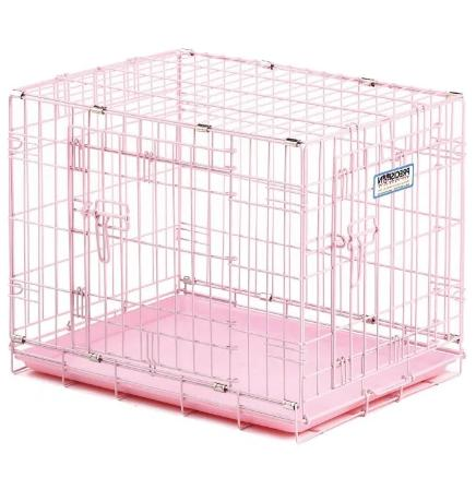 Puppy Crate Cage Kennel Door Training Inch