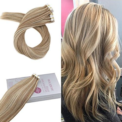 remy hair extensions tape human