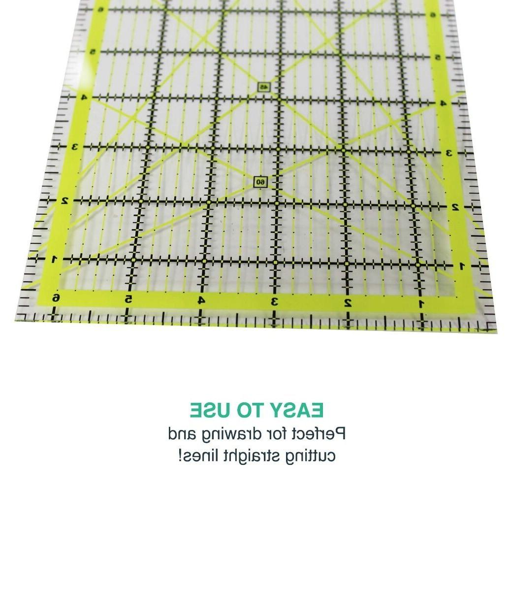 Replacement 6x24 Cutting Ruler