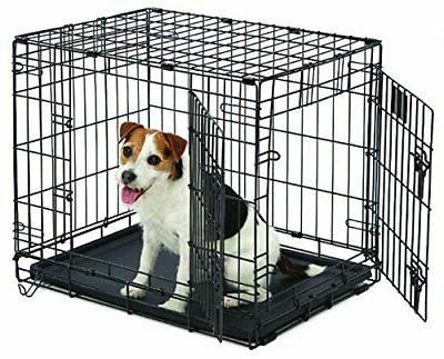small dog crate midwest life stages 24