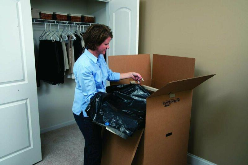 Bankers Box SmoothMove Wardrobe Moving x 24 x 40 Inches,