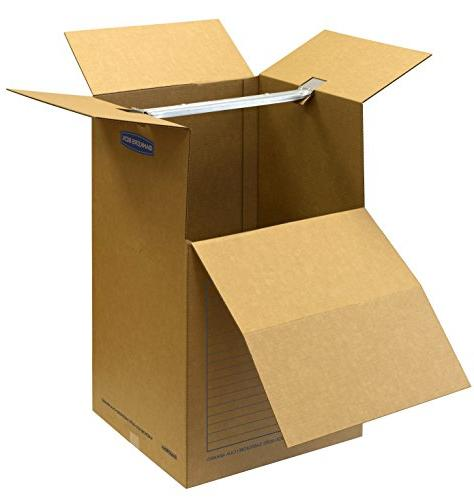 Bankers Box Moving x x Inches, Pack