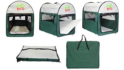 Go Pet Crate for 24-Inch, Green