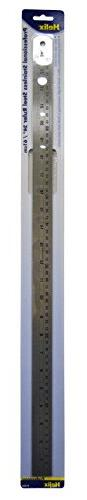 """Professional Stainless Ruler 24"""""""