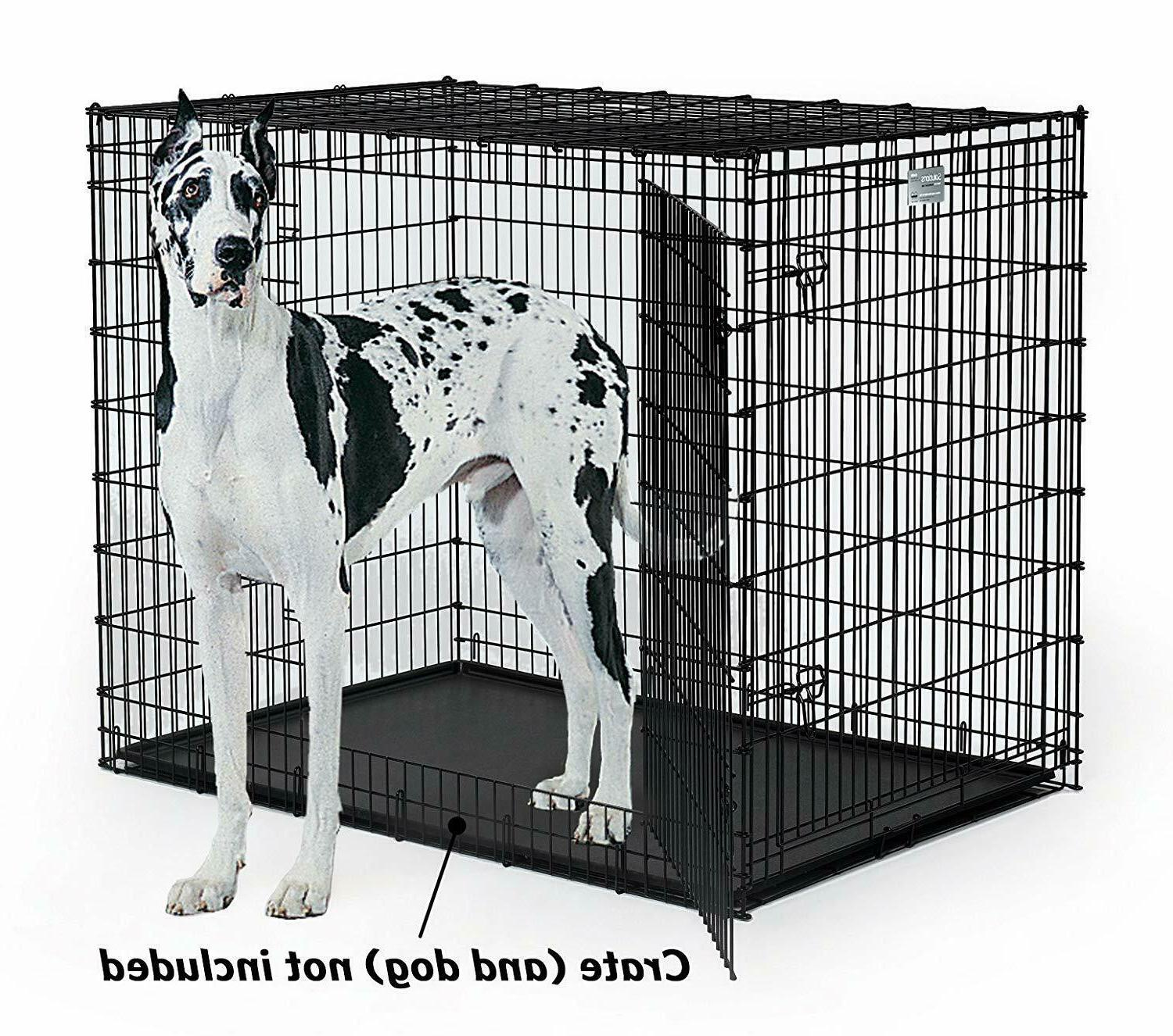 Tray Pet Dog Cage Kennel 22 24 36 inch