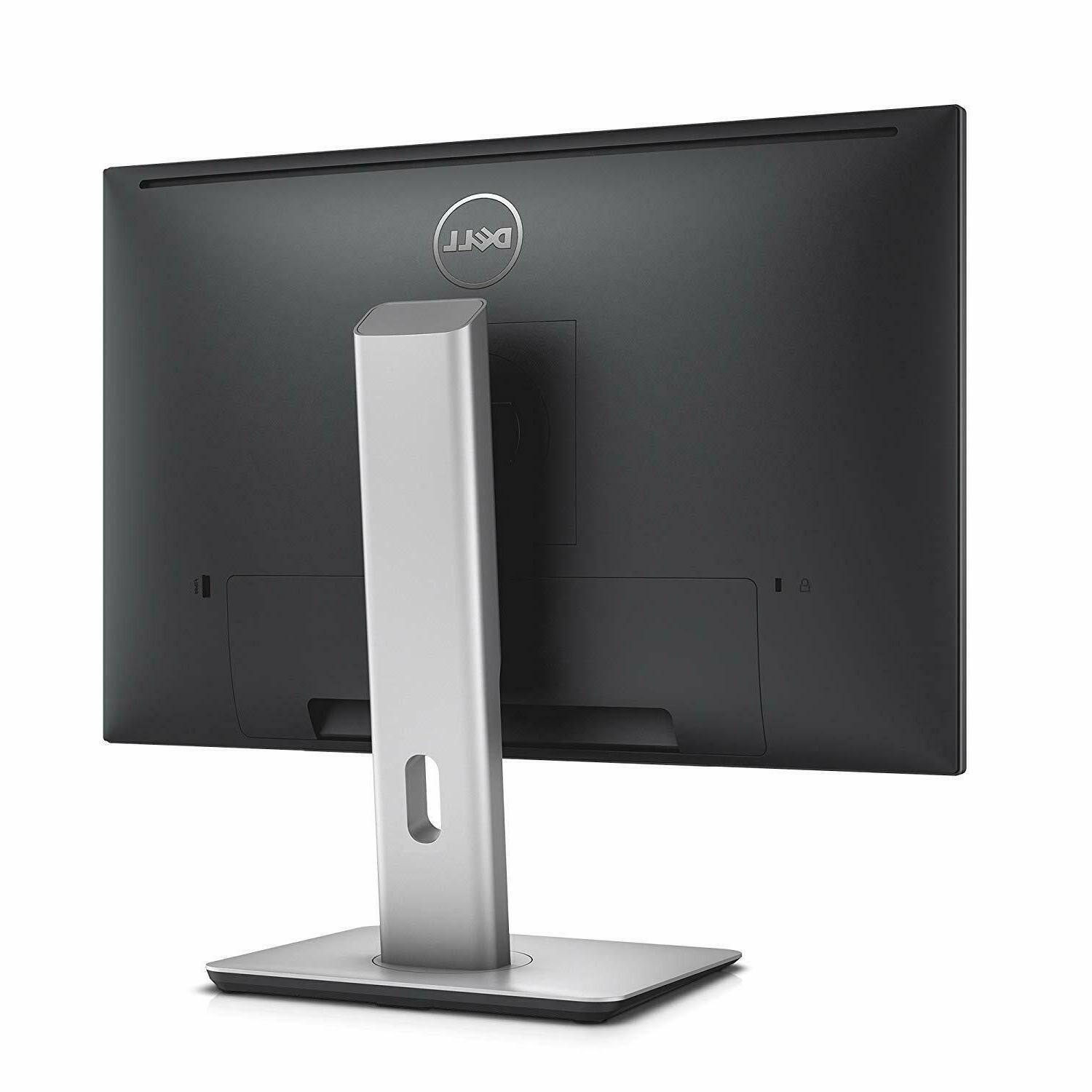 Dell 24-Inch 1920 x LED Monitor