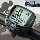 Bicycle Bike Waterproof LCD Digital Cycle Computer Speedomet