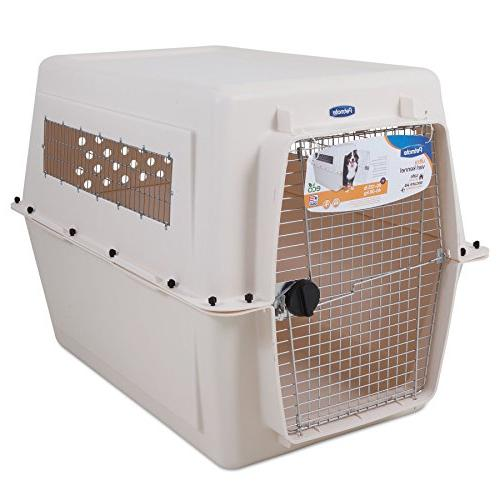 PETMATE KENNEL Bleached