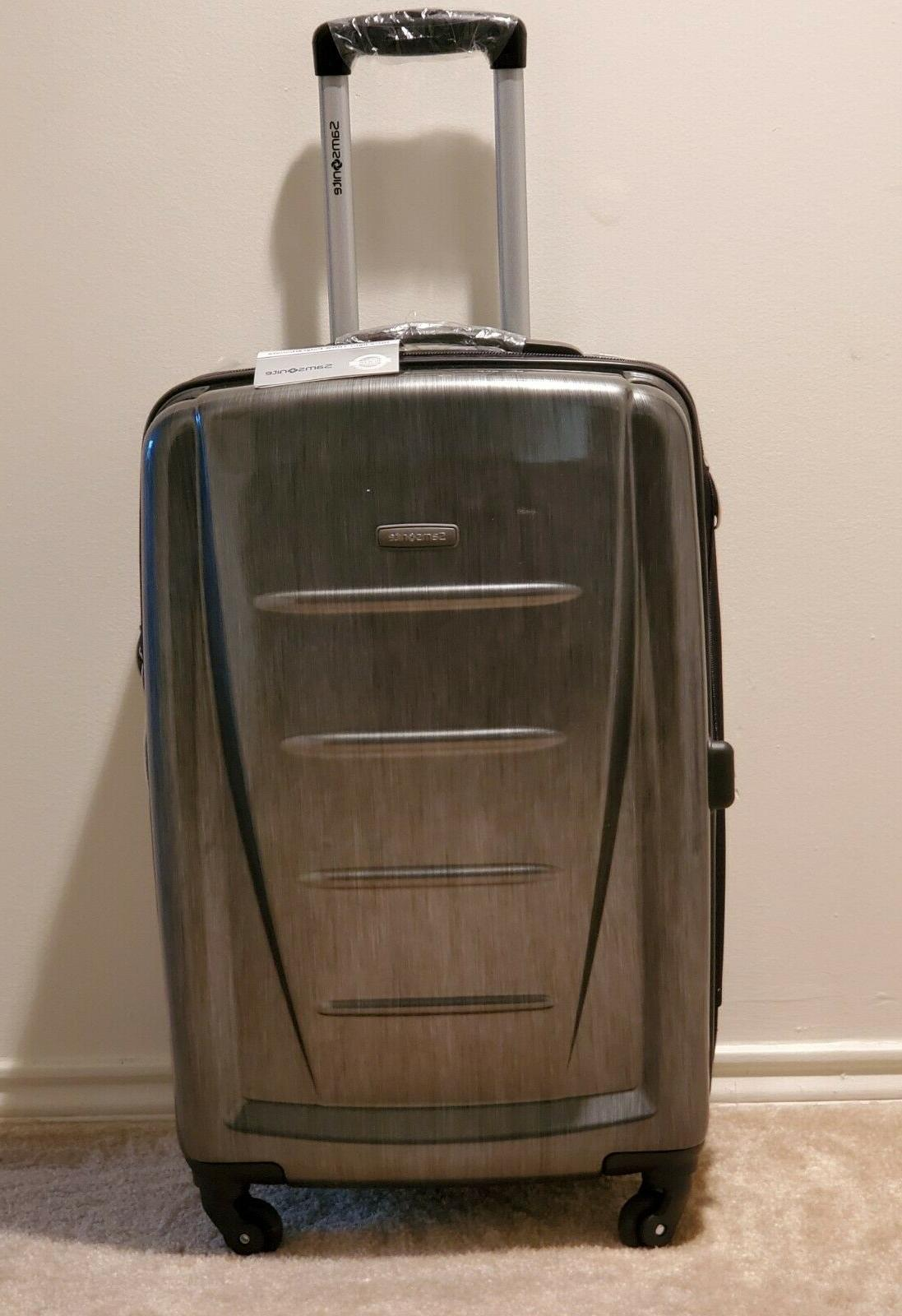winfield 2 hardside expandable luggage with spinner