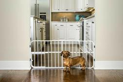 Carlson Pet Products Lil' Tuffy Expandable Gate with Small P